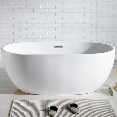 Tropicana 60 x 30 Soaking Bathtub