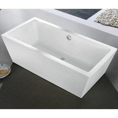 Wynn 59 x 30 Soaking Bathtub