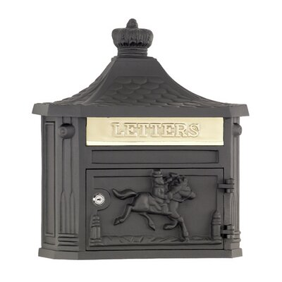 Aphrodite Wall-mounted Mailbox