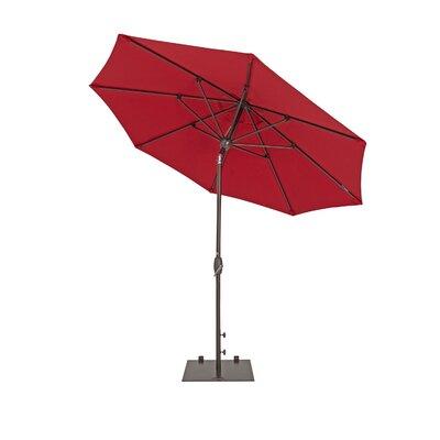 9 Market Umbrella Color: Jockey Red