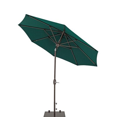 9 Market Umbrella Color: Forest Green