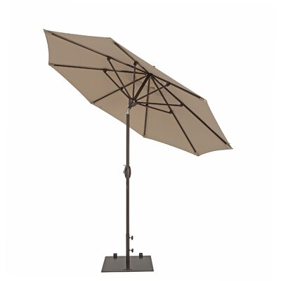 9 Market Umbrella Color: Antique Beige