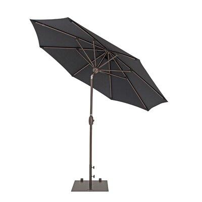9 Market Umbrella Color: Black
