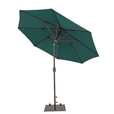 9 Market Umbrella Color: Forest Green