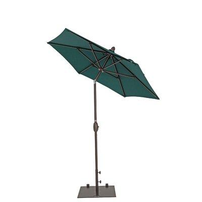 7 Market Umbrella Color: Forest Green