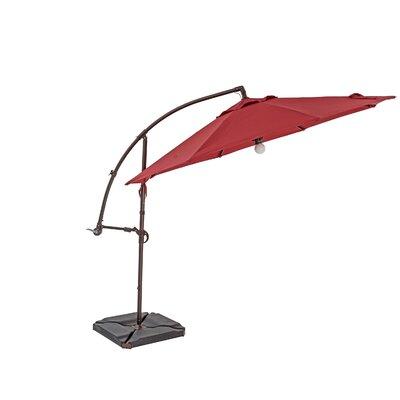 11.5 Cantilever Umbrella Color: Henna