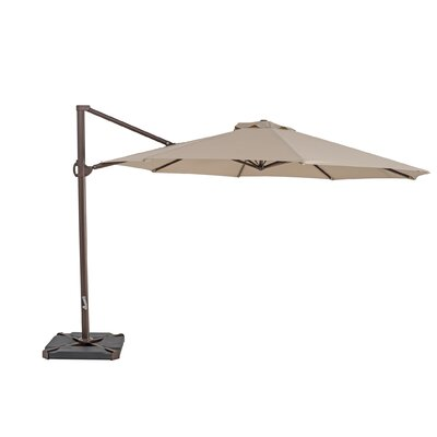 11.5 Cantilever Umbrella Color: Antique Beige