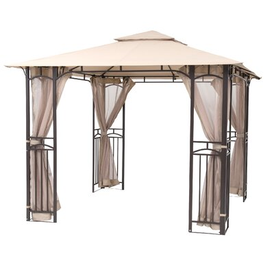 10 Ft. W x 10 Ft. D Canopy GZA1010PU24MBE
