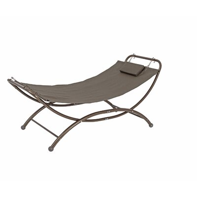 Standing Polyester Hammock with Stand