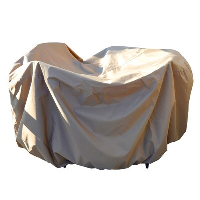 Table and Chairs Cover Size: Large (fits 54 round table and chairs)