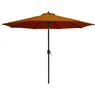 8.5 Mirage Market Umbrella Color: Terra Cotta