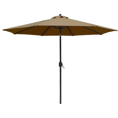 8.5 Mirage Market Umbrella Color: Stone