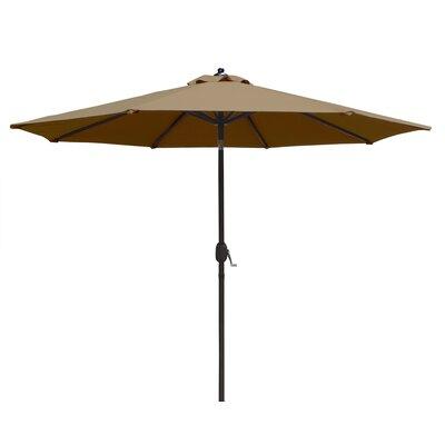 9 Market Umbrella Color: Stone