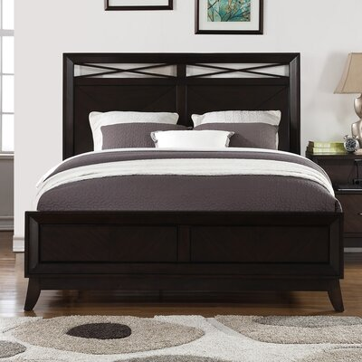 Metropole Panel Bed Size: King