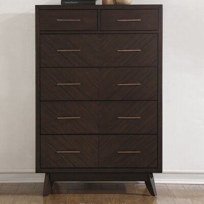Metropole 6 Drawer Chest