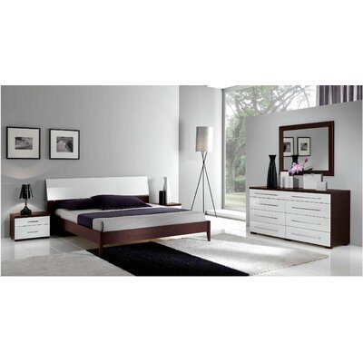 Panel 3 Piece Bedroom Set