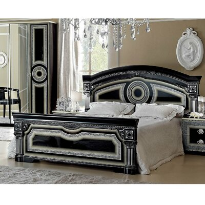 Noci Platform Bed Size: Queen