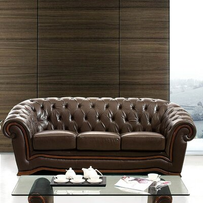 Noci Leather Sofa