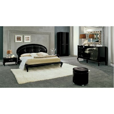 Queen Platform 3 Piece Bedroom Set