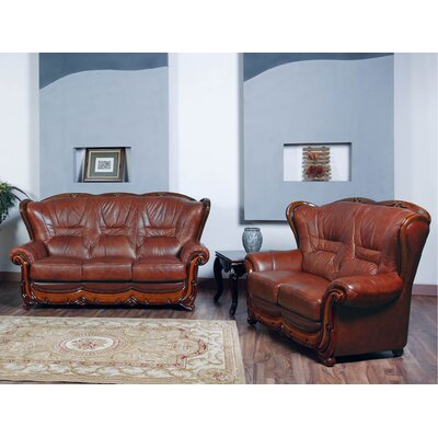 2 Piece Sofa and Loveseat Set