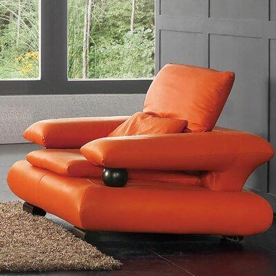 Noci Design Orange Chair