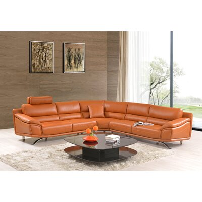 Orren Ellis OREL2672 Durant Stacey Sectional