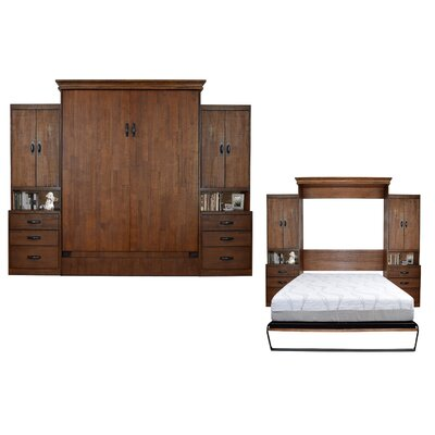 Saw Mill Queen Murphy Bed