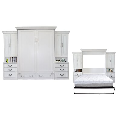 Cedarville Queen Storage Murphy Bed