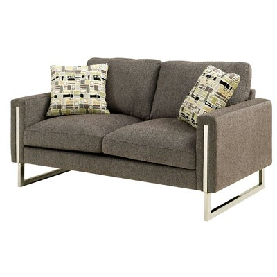 CM6815-LVS AJHS1027 A&J Homes Studio Fabric Loveseat