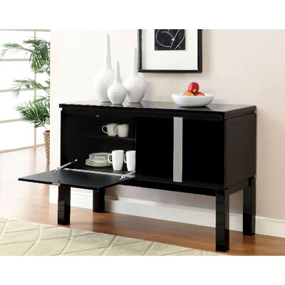 Lari Buffet Finish: Black