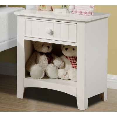 Christy 1 Drawer Nightstand