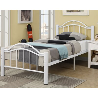 Christy Twin Slat Bed