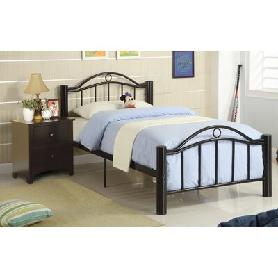 Luna Slat Bed Size: Twin