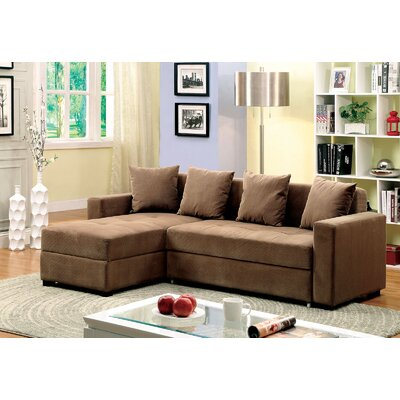 Eckmann Reversible Sleeper Sectional