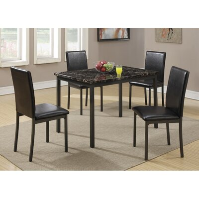 Vena 5 Piece Dining Set