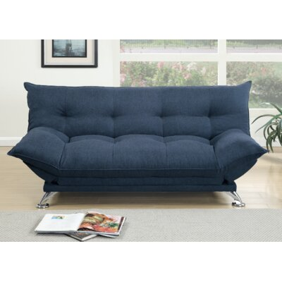 Rio Sleeper Sofa Upholstery: Navy