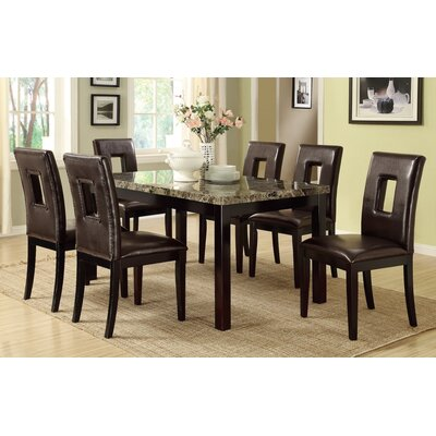 dining room tablesmoe dining table finish dark brown