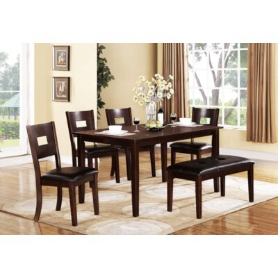 Bell 6 Piece Dining Set
