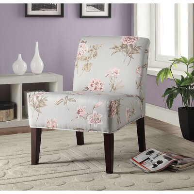 Flora Slipper Chair