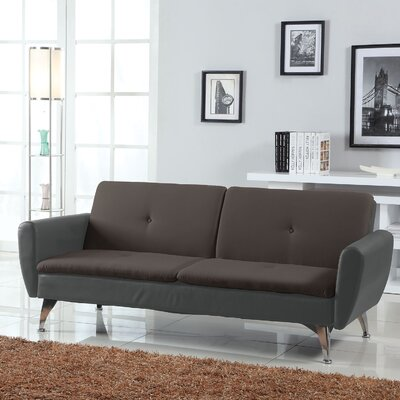 57WF13AJ2 A&J Homes Studio Chocolate Sofas