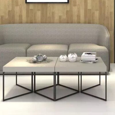 Villa 2 Piece Coffee Table Set