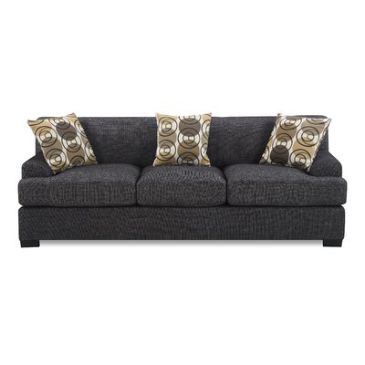 Jesse Sofa Upholstery: Dark Gray