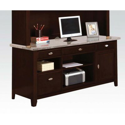 Information about Credenza Desk Product Photo