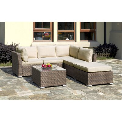 3 Piece Deep Seating Group