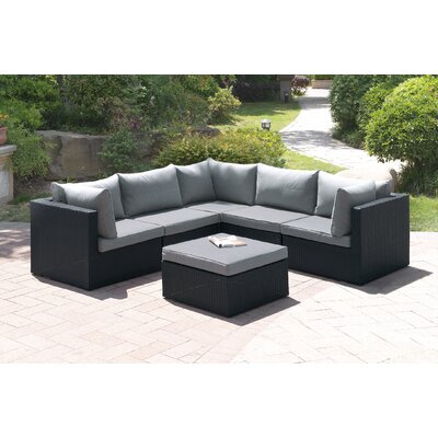 6 Piece Deep Seating Group