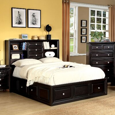 Mattapan Storage Platform Bed Size: California King