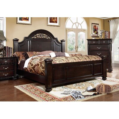 Snyder Platform Bed Size: California King