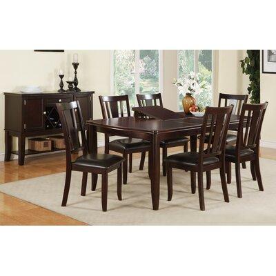 Larina 7 Piece Dining Table Set