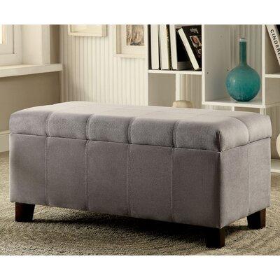 Cosimo Ottoman Upholstery Color: Gray