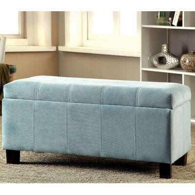 Cosimo Ottoman Upholstery Color: Blue
